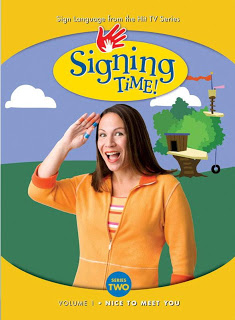 Signing Time Teach Your Baby Sign Language Messymom