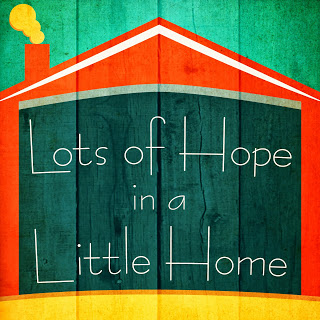 """Lots of Hope In A Little Home"" Index Page"