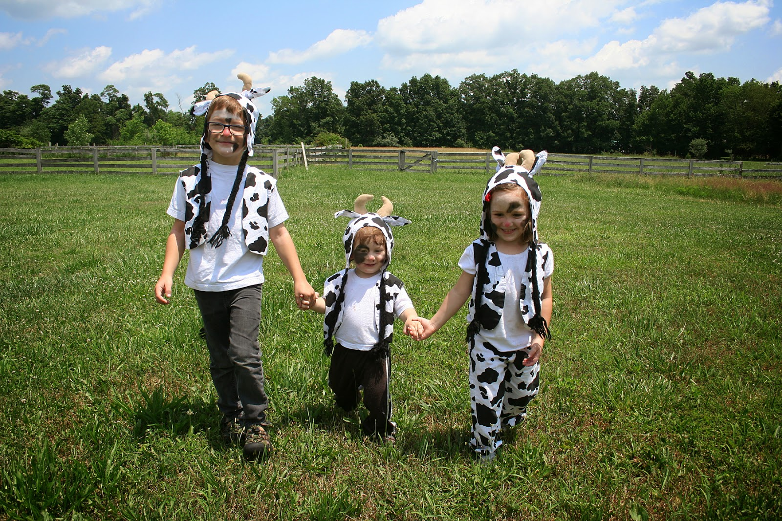 Our 5th Annual Cow Day