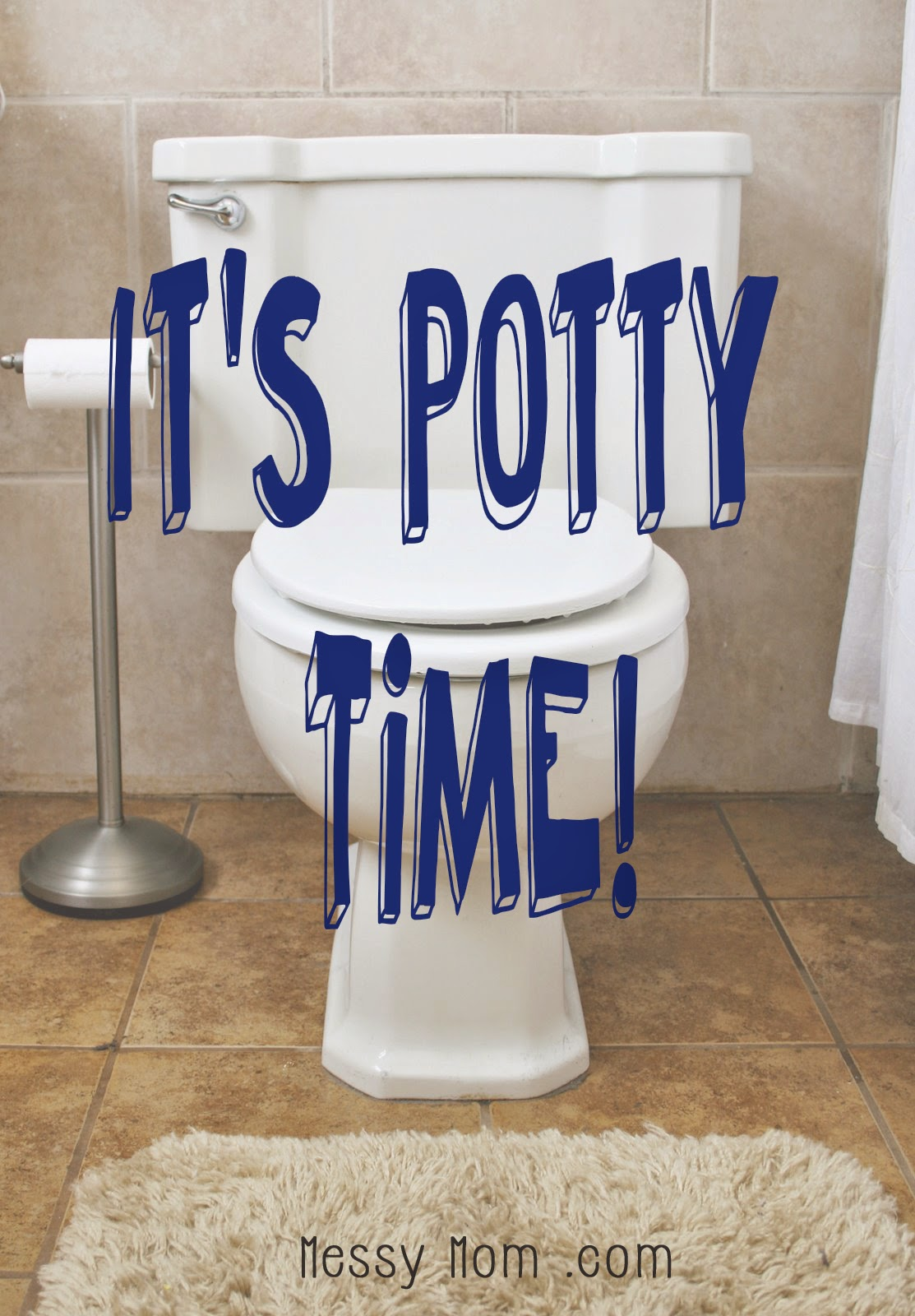 It's Potty Time