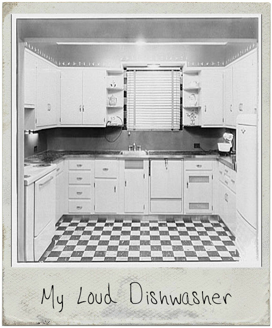 My Loud dishwasher
