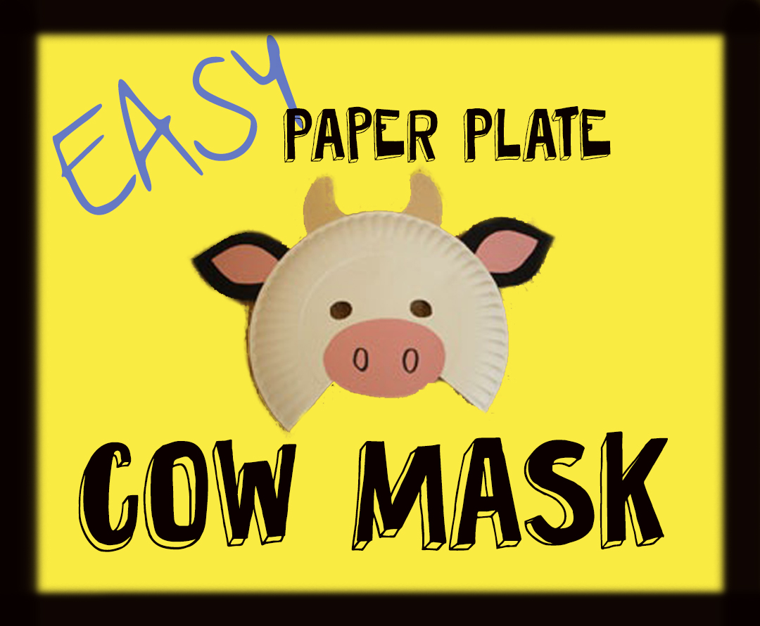 easypaperplatecowmasks