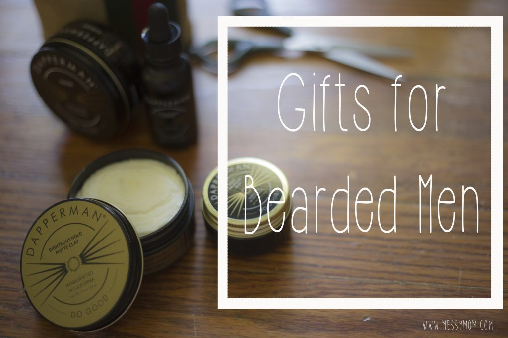 gifts for bearded men