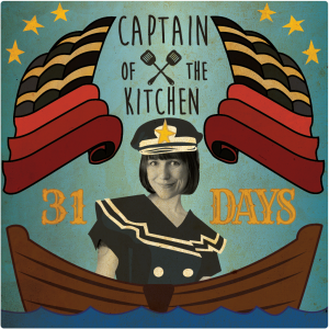 Captain of the kitchen
