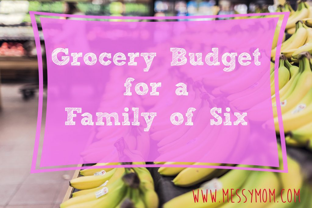 How much money you should spend on groceries