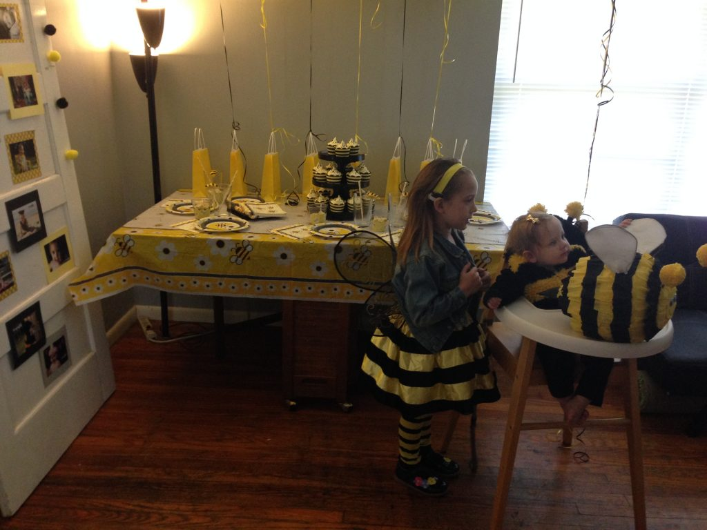 its fun to bee one bumble bee birthday party