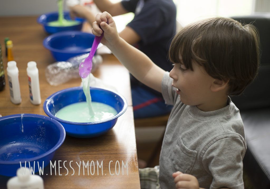 playing-with-slime